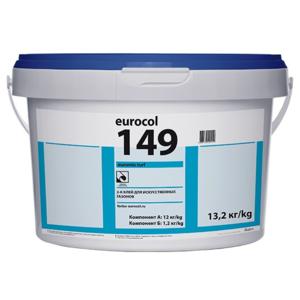 149 Euromix Turf (13.2кг) - 2К ПУ клей для искусственной травы