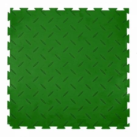Sensor 5 Rice RAL 6029 Зеленый