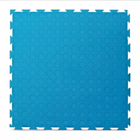 Sensor 7 Avers RAL 5012 Голубой