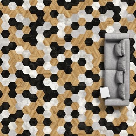 Big Hexagon 260